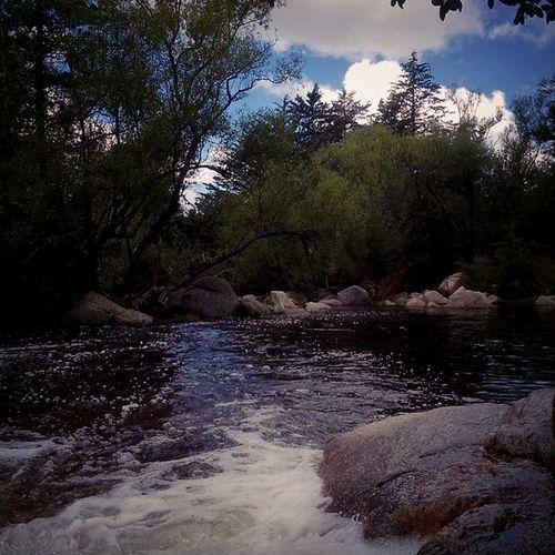 Córdoba Holidays Lacumbrecita Lake sun