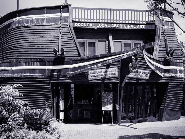 Art store in Kuranda Architecture Art Store Building Exterior Store Storefront