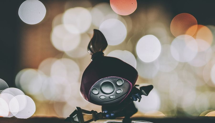 Surprise! I am back. Creativity Illuminated LeagueofLegends Jax Gaming Riotgames Riotmerchandise Figurine  Bokeh