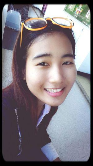 ฉันยังยิ้มได้..... First Eyeem Photo