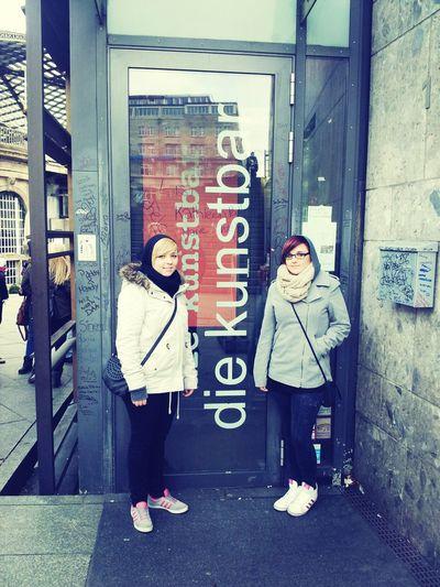 Kunstbar in Köln :)