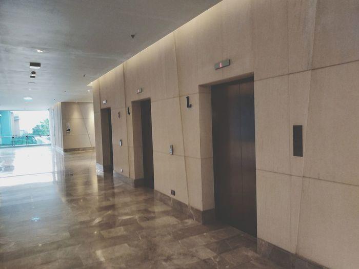Walkway Lift