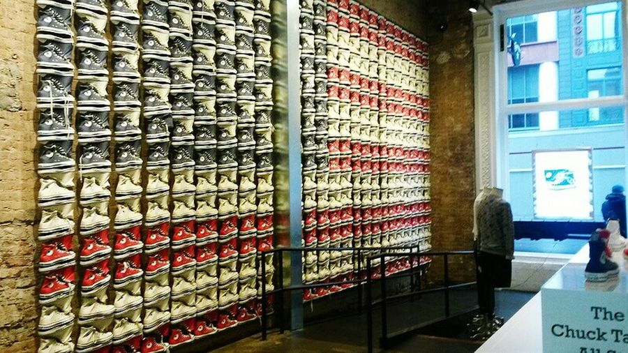 New York City Converse All Star Converse Shoes Converse⭐ New York ❤ New York 5th Avenue, NYC Newyorkcity