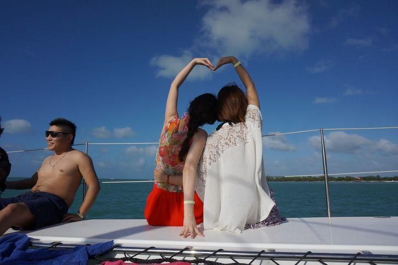 Friends Cuba Varadero Boat