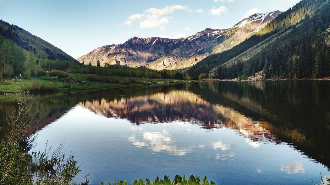 Maroonbells Aspen Colorado Mountains Hiking Vacation Been There.