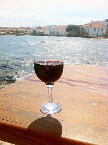 Bozcaada Keyif :) şarap