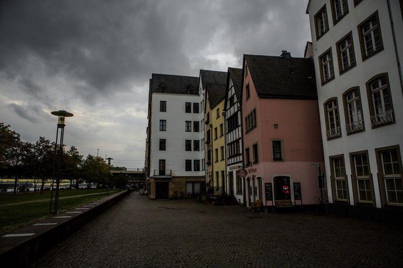 Colour Façade Köln Germany🇩🇪
