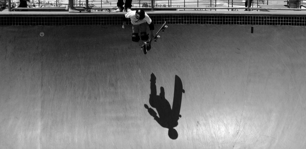 Jumping Real