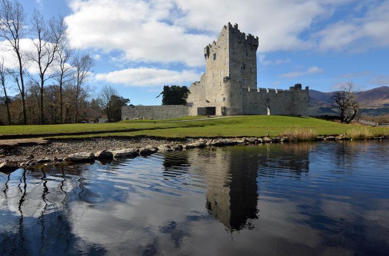 Ross Castle in