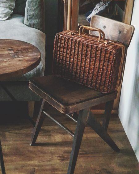 古道具 Chair Table Wood - Material No People Old-fashioned Hardwood Floor Indoors