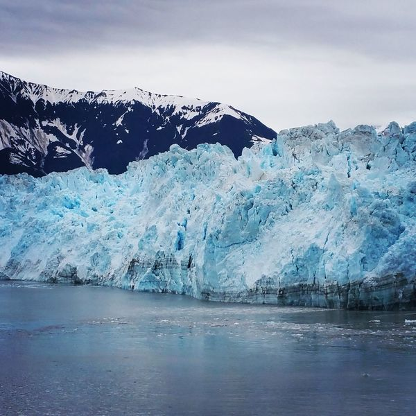 Deep. Cool. BLUE. Alaskan Nature An Eye For Travel Ice Water Glacier Blue Cold Temperature Nature Mountain Beauty In Nature Frozen Outdoors No People Scenics Sea