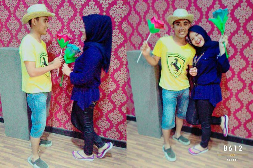 Kentjan Gaje aja begituuu 😍😍😘😚😗😁😳😝😊 Taking Photos At Kedai Kake Davedesignphotos , Tasikmalaya Exploretasikmalaya