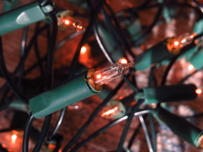 Close-up Christmas Christmas Decoration Focus On Foreground Lighting Equipment Illuminated Selective Focus Glowing Christmas Lights Fairy Lights Chain Of Lights Holiday Lights Electricity  Burning Light Lichterkette Electric Light Artificial Light Cosy Light Cosy Tangled Chain Holidays Celebration Electricity