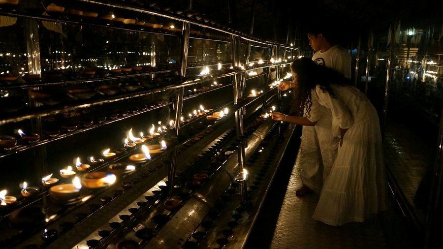 Altars Kandy