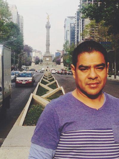 Mydad<3 Mexico AngelDeLaIndependencia (: