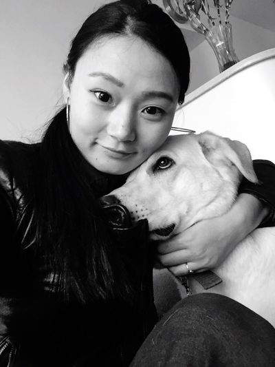 Me &Cooper,Love you 💗💗