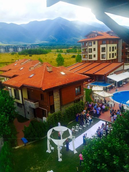 Colour Of Life Mountains And Sky Wedding Mountain View Scenic View View From Above Looking Down People People Watching Holiday Resort