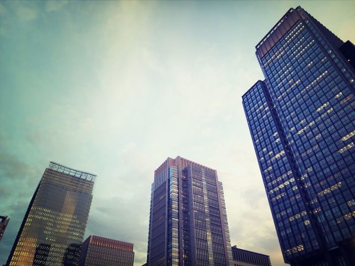 At 東京駅 (Tokyo Sta.) Tokyo Buildings Hello World Enjoy The View