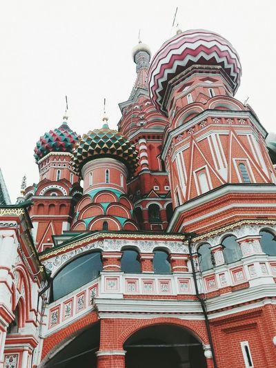 Moscow Through My Eyes