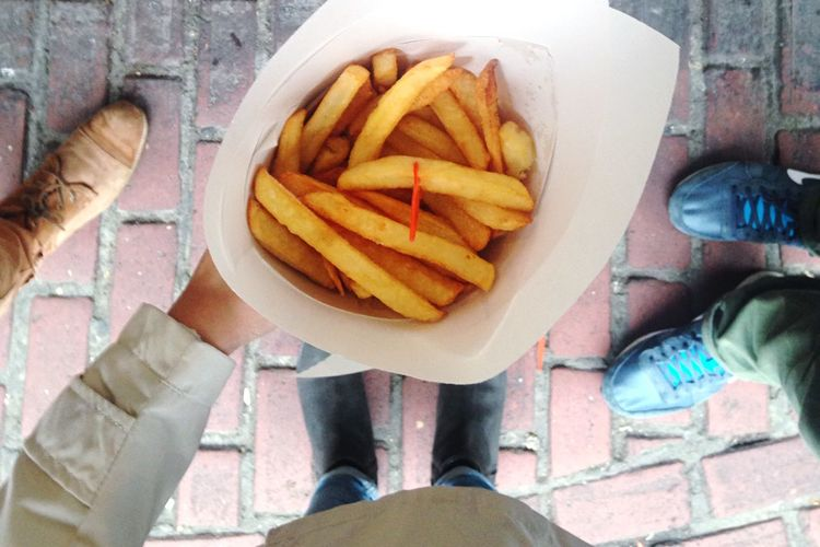 On A Health Kick Fries Friesoverguys Chipswag Open Edit My Country In A Photo