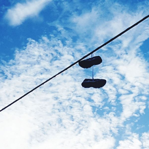 Shoes Sky