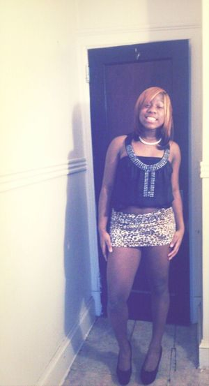 omw to my date <3 no crutches beauty