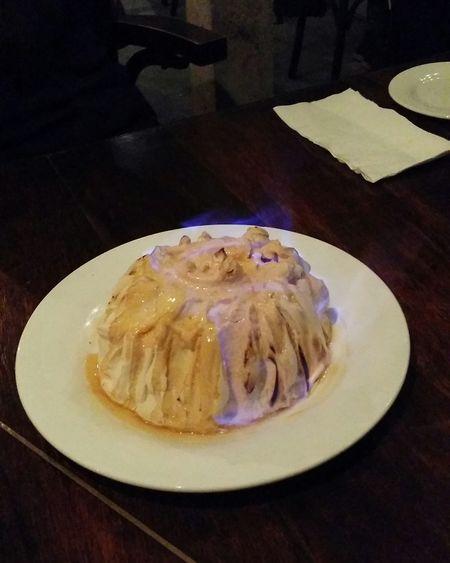 Dessert on fire Onfire🔥 Cake Dessert Specialeffect