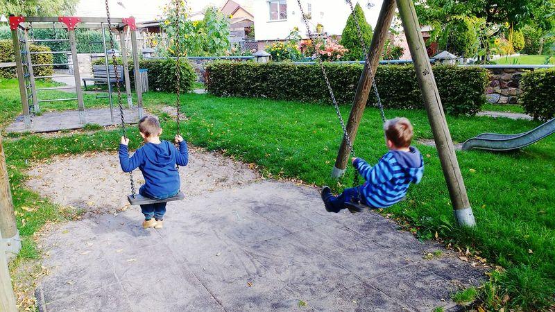 Spielplatz Kids Friends Friendship Kinder Spielplatz Boys Playground