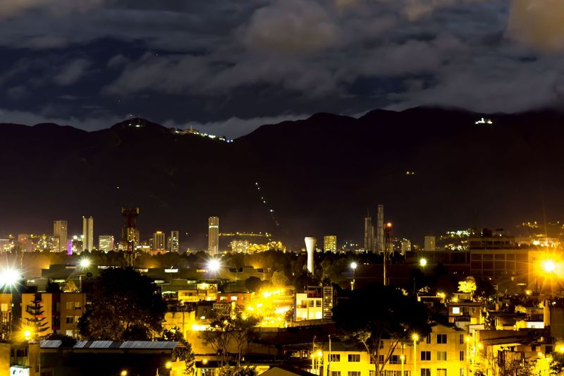 Noches de noches... Night CanonT5 City City Lights Hello World