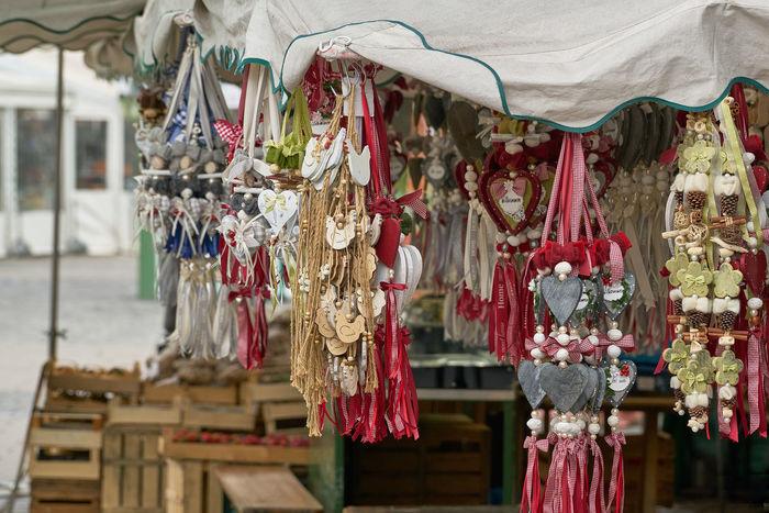 High Resolution HighResolution Germany Bavaria No People Historical Munich München Viktualienmarkt Farmers Market Handcraft Handmade Decor Decoration Tradition Traditional Market Culture Outdoors