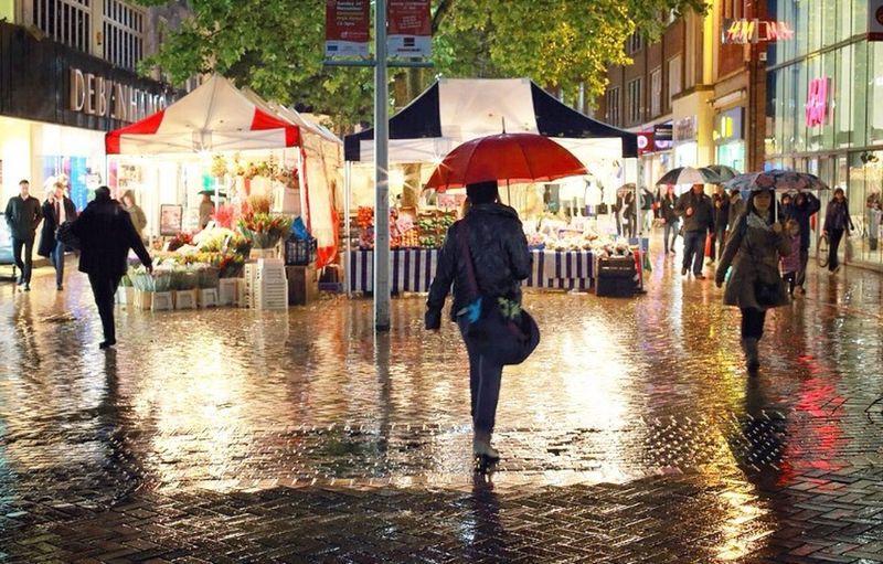 Rainy Days Nightphotography Street Photography Street Light's On