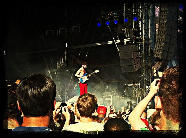 Live Music by Biffy Clyro Concert