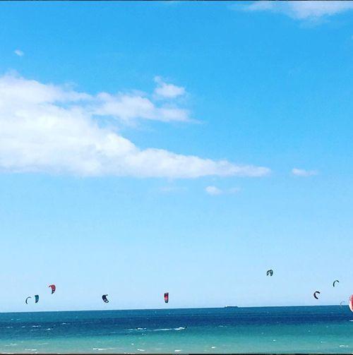 Kitesurfing Sussex Coast Lancing