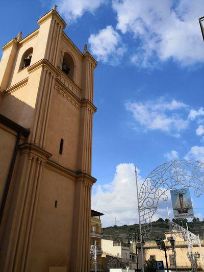 EyeEm Selects City Blue Sky Architecture Cloud - Sky Building Exterior