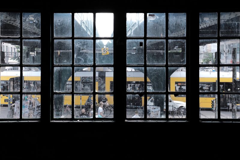 Berlin in and out Window Glass - Material Indoors  Architecture Looking Through Window Day City Cityscape Discover Berlin Berlin Berlin Photography Germany🇩🇪 Fujifilm X100f Communication U-Bahn U-Bahnhof U-Bahn Berlin Discover Berlin