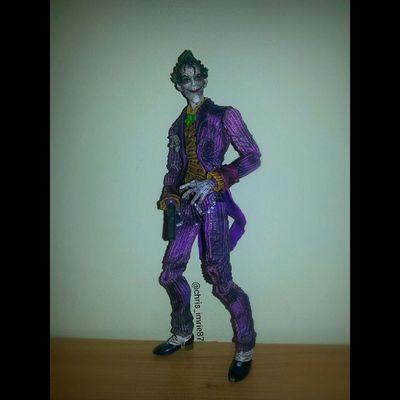 Joker JokerSunday Batman Playarts Playartskai Figure Figurephotography Toyphotography MistahJ Arkham ArkhamKnight Arkhamorigins ArkhamCity Arkhamasylum Batman75 75yearsofbatman 75YearsOfTheBat Batmanfamily FamilyOfBats Geek GeekandProud Gamer