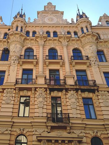 Architecture The Architect - 2015 EyeEm Awards Jugendstil Art Nouveau