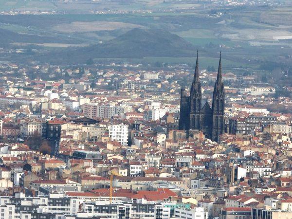Cathedrale Puy-de-Dome Puydedome Puy De Dôme Jaimemaregion JaimeMonDepartement