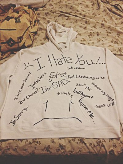 :( Fashion Sad Brokenheart