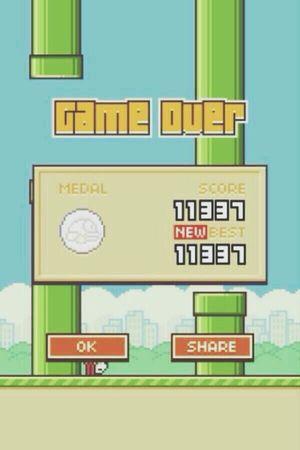 god is gracious Flappy Bird flappy