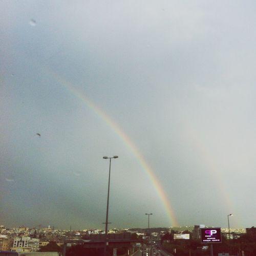 Double rainbows :) Rainbow in the Sky Photography Double Rainbow