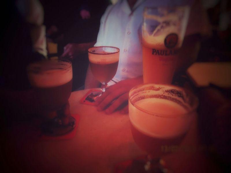 A toast to brotherhood..... Taking Photos Relaxing Retro Style I Love Beer Rio De Janeiro