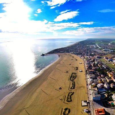 DronataBlade350QX2 Caorle Spiaggiadicaorle Goprofessional goprohero4goprohero3goproskydronelittlespyder