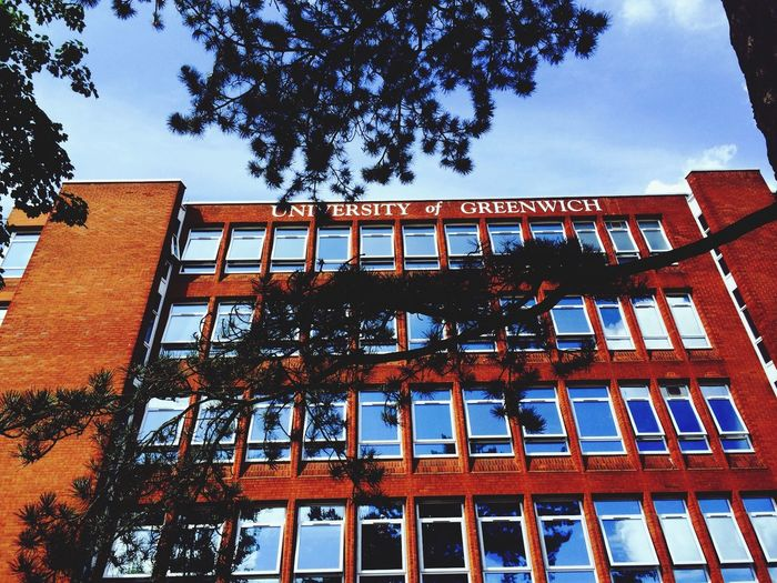 Lovely University Greenwich,London ❤️