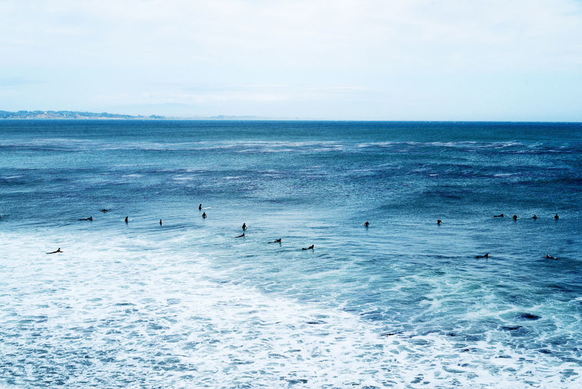 Beach Beauty In Nature Nature Sea Surf Surfing Surfingphotography Tranquility Water
