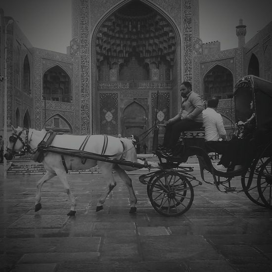 Live In Naqsh-e Jahan Square At Isfahan. A special Square .. Blackandwhite Black And White Black & White Black&white Iran Isfahan Esfahan Black And White Photography Blackandwhite Photography Should Be Here Eyes Lifestory MJ028