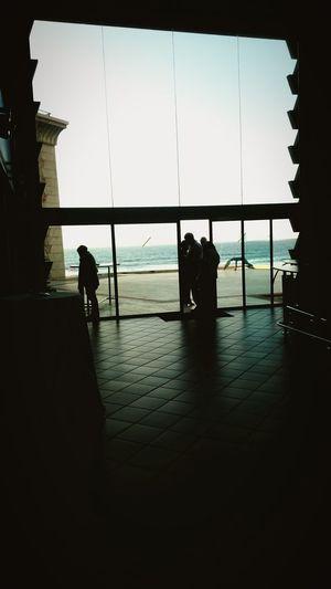 Auditorio Buena Vista Océano Atlántico Pause Concerto Musica Clasica Water Sea City Silhouette Sky