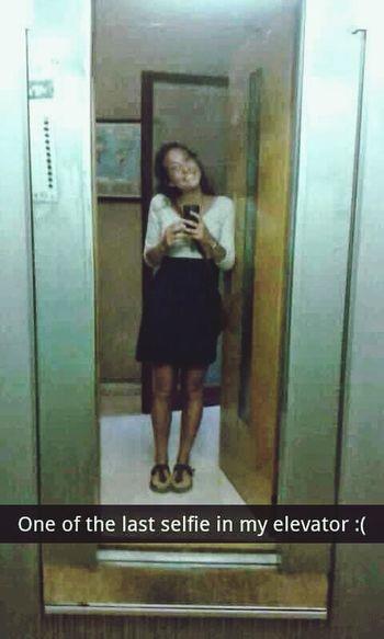 Elevator Snapchat Sel Protrait Timetogo