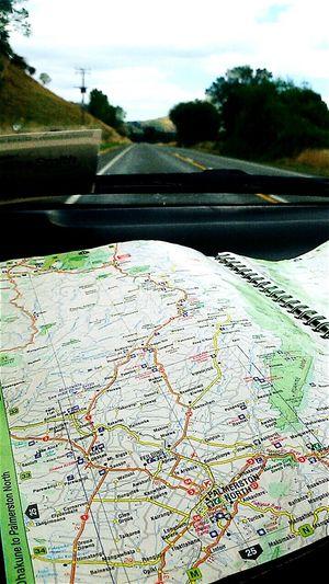 Roadtrippin' Newzealand Maps Enjoying Life Starting A Trip Hello World Thelongroad Wanderlust Driving The Back Roads Travellingfeet #photography