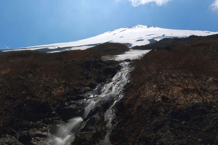 Scenic View Of Mount Fuji